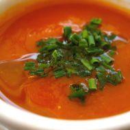 Rajská polévka s rýží recept