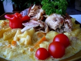 Šťavnaté kuře v omáčce recept