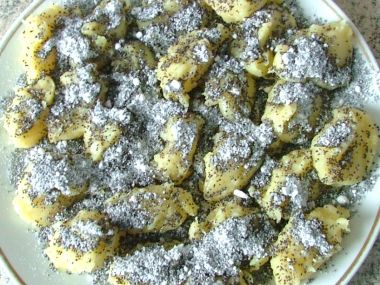 Recept Bramborové škubánky