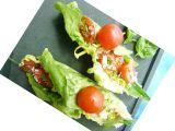 Salátový losos recept