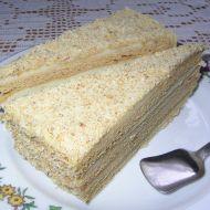 Řezy z medových plátů recept
