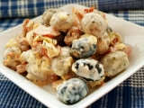 Olivový salát recept