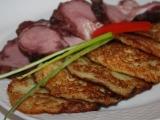 Kynuté bramborákové placky recept