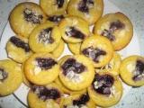 Pomerančové muffiny s borůvkami recept