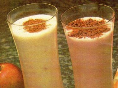 Jablečný koktejl  dia 19,7 S
