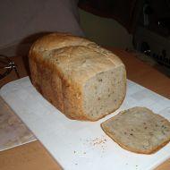 Semínkový chléb z domácí pekárny recept