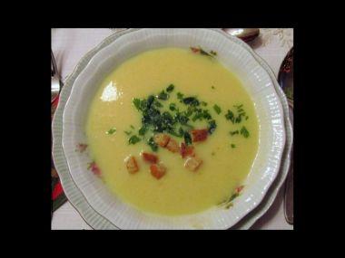 Recept Přesnídávková polévka s vepřovým masem