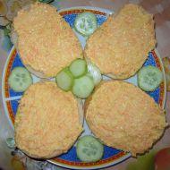 Mrkvová pomazánka se sýrem recept