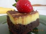 Čokoládové řezy recept