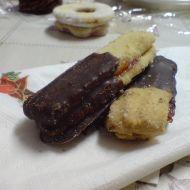 Čokoládové banánky recept