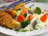Zeleninové ragú a jáhlové krokety recept