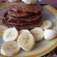 Banánové lívance recept