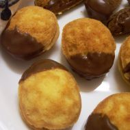Ořechy z oříškového těsta recept