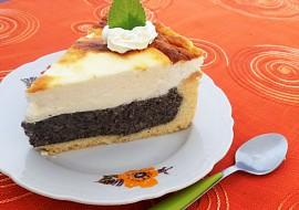 Makovo-smetanový dort recept