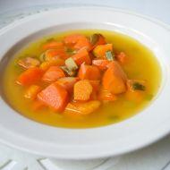 Dýňovo-mrkvová polévka recept