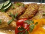 Marinovaný kuřecí plátek s bramboráčky recept