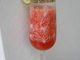 Ledový melounový drink recept