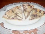 Tvarohový koláč s borůvkami recept