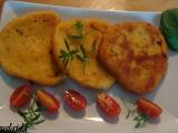 Bramborovo-brynzové placky recept