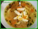 Palačinková polévka recept