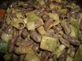 Fazolový salát s feferonkou recept