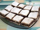 Jablkový koláč s kakaovým pudingem recept