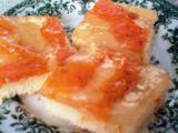 Želatinové řezy recept