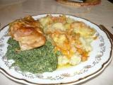 Králík s ředkvičkami a zeleninou recept