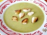 Jednoduchá pórková polévka recept