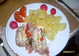 Kuřecí roláda,neroláda recept
