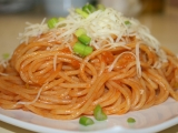Špagety v rajčatové omáčce recept