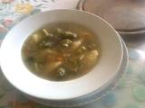Brokolicová polévka se stonkovým celerem recept