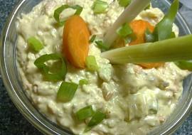 Chutná pomazánka z vajec, šunky, mrkve a dalších surovin recept ...
