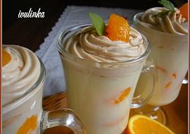 Pudingový pohár se smetanovo-kávovou čepičkou recept ...
