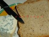 Třízrnný chleba s pšeničnými klíčky recept