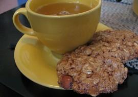 Ovesné placičky  hrnkový recept