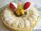 Velikonoční věnec bez lepku, mléka a vajec recept
