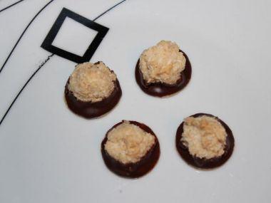Piškotové kokosky