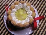 Ananasový dort z jablek recept