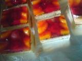 Lehký ovocný řez recept