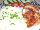Pečené rybí závitky recept