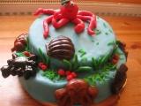 Dort moře s chobotničkou recept