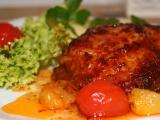 Pečené kuře III recept