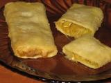 Lasagne rolky s pórkem recept