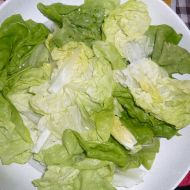 Hlávkový salát s ředkvičkami 1 recept