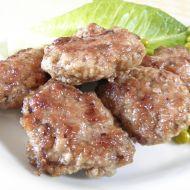 Telecí mleté bifteky recept