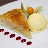 Domácí jablečný koláč s cukrovou krustou recept