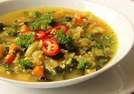 Zeleninová curry polévka s bulgurem ( pro zahřátí) recept ...