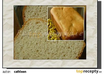 Mléčný chleba recept