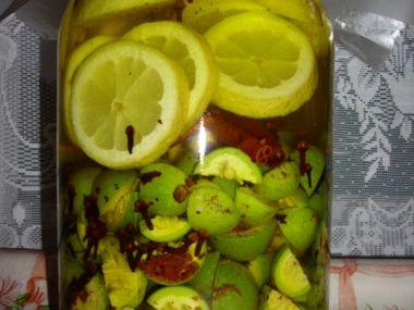 Ořechový likér s pomerančem